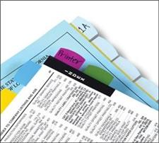Removable Index Tabs