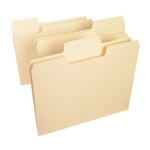 Smead Heavy Duty Top Tab SuperTab Oversized Tab File Folders