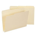 Smead Heavy Duty Top Tab Manila Expansion File Folders