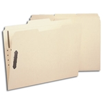 Smead Heavy Duty Top Tab Poly Fastener Folders