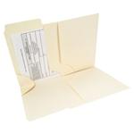 Smead Manila Top Tab 3-in-1 SuperTab Section Folder