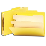Smead Top Tab Heavyweight Paper Classification Folders
