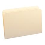 Smead Manila Top Tab File Folders with Reinforced Tab
