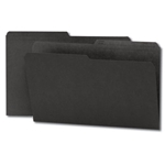 Smead Colored Top Tab File Folders with Reversible Tab