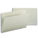 Smead Heavy Duty Top Tab Pressboard File Folders