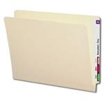 Smead Heavy Duty End Tab Folders with Shelf-Master Reinforced Tab