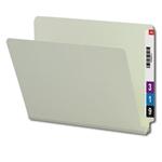 Smead Heavy Duty End Tab Pressboard Folders