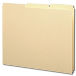 Smead Heavyweight Filing Guides with Blank Tabs