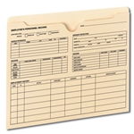 Smead Employee Record File Jackets
