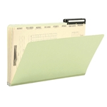 Smead Heavy Duty Top Tab Mortgage Folders and Mortgage Index Divider Set