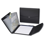 Pro Series II Pad Folios with Expanding File