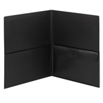 Poly Two-Pocket Folders