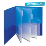 Campus.org Multi-Pocket Subject Folders