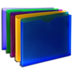 Smead Poly Expanding File Jackets