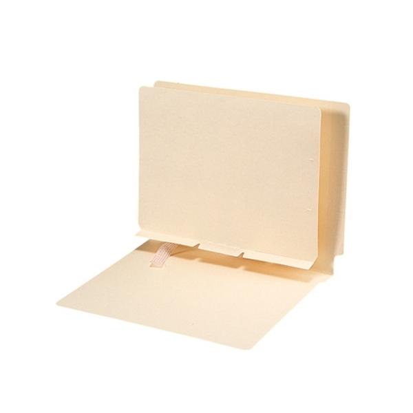 Smead 68021 Manila Self-Adhesive Folder Dividers, Side