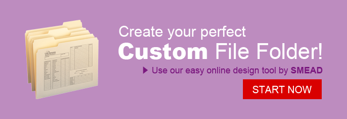 Create your perfect Custom File Folder! Use our easy online design tool by Smead. Start Now!