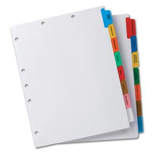 Custom Paper Tabs