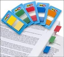 Redi-Tag Pop-Up Page Flags Solid Colors 1