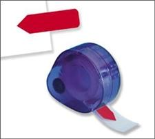 Redi-Tag Solid Flag Refill Rolls Red