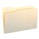 Smead 10331 Manila File Folder, 1/3-Cut Tab Left Position, Letter