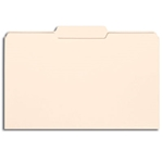 Smead 15332 Manila File Folder, 1/3-Cut Tab Center Position, Legal