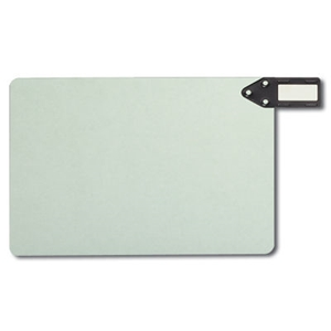 Smead 63357 End Tab 100% Recycled Pressboard Guides, Horizontal Metal Tab (Blank), Extra Wide Legal, Gopher Green