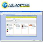 Colorflex LabelsAnywhere Web-Based On-Demand Printing